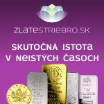 Zlatestriebro.sk - Internetový obchod s investičným zlatom a striebrom
