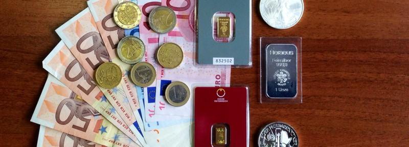 Sledovanie výkupných cien drahých kovov